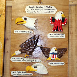 Eagle Slides Board
